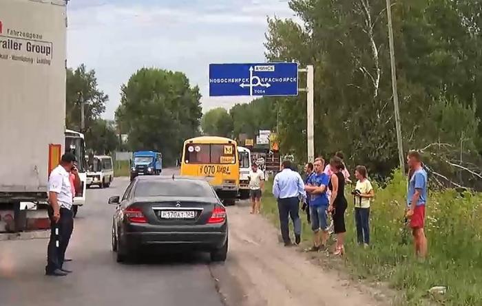 2,600 people evacuated in wake of fire at ammo depot in Krasnoyarsk