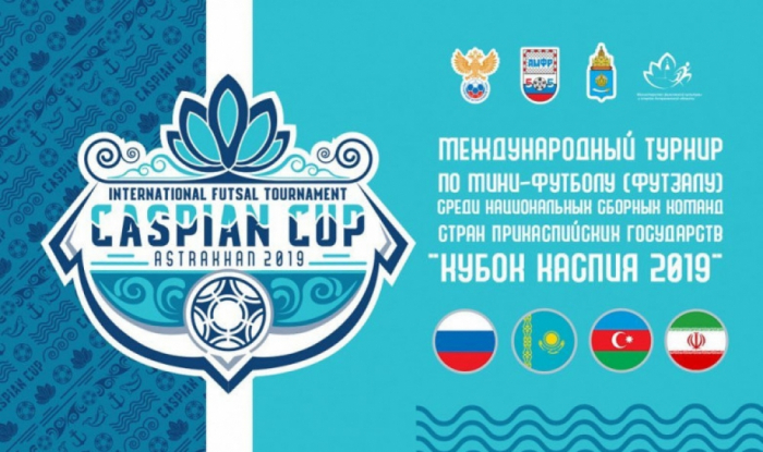 Azerbaijani futsal players to compete at Caspian Cup