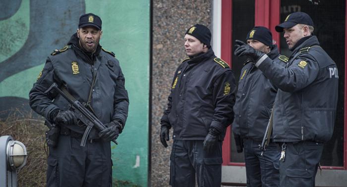 Explosion Hits Near Police Station in Copenhagen