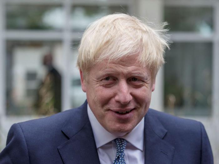 Boris Johnson devrait rencontrer Macron et Merkel avant le G7