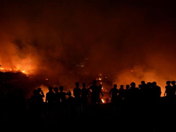 Bangladesh: 10.000 personnes sans toit après un incendie dans un bidonville