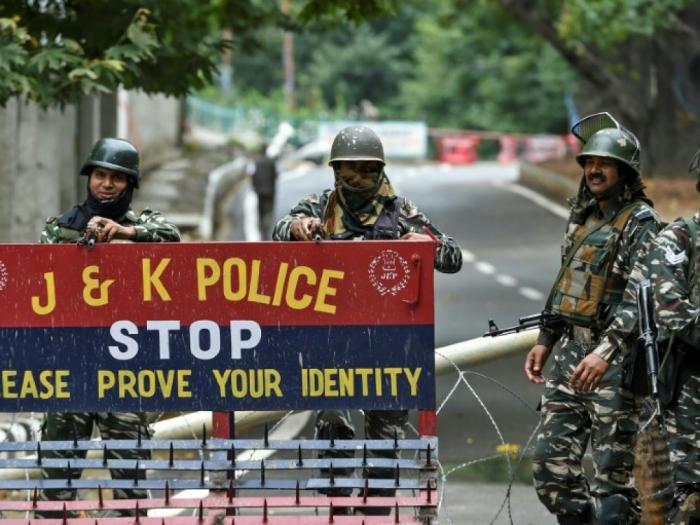 Cachemire indien:   huit blessés dans des manifestations