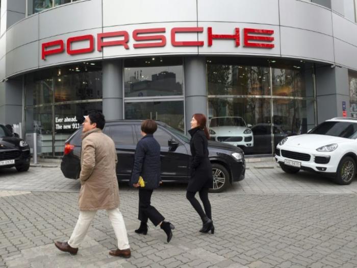 Dieselgate:   la Corée du Sud met Volkswagen/Porsche à l