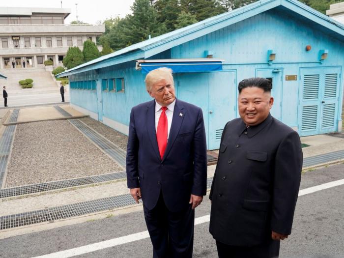 La Corée du Nord prête à la confrontation avec les USA