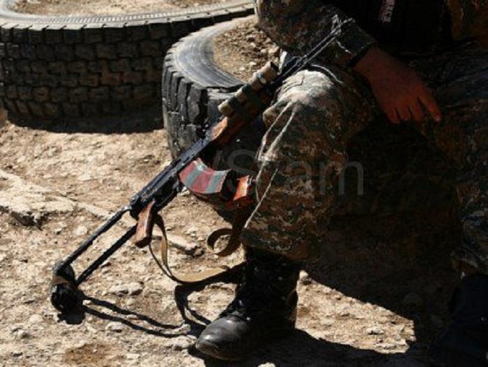 Ermənistan ordusunda cinayət - 4 əsgər saxlanıldı
