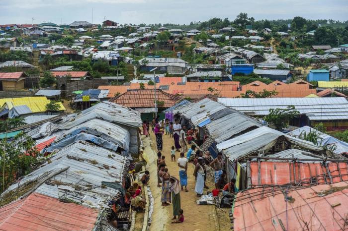 Le Bangladesh prêt à rapatrier 3500 Rohingyas en Birmanie