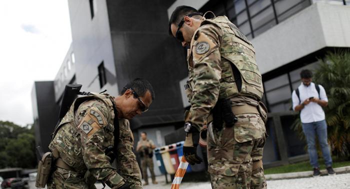 مقتل محتجز الرهائن داخل حافلة في البرازيل
