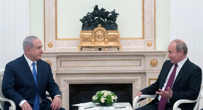 بوتين ونتنياهو يعربان عن اهتمامهما بمكافحة الإرهاب في سوريا