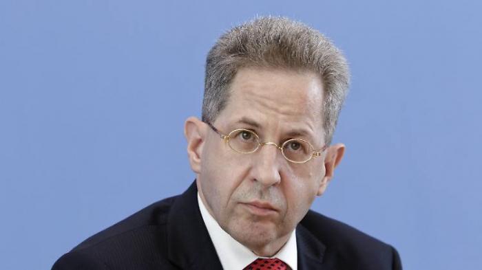 Maaßen: Sachsen-CDU sollte sich abgrenzen
