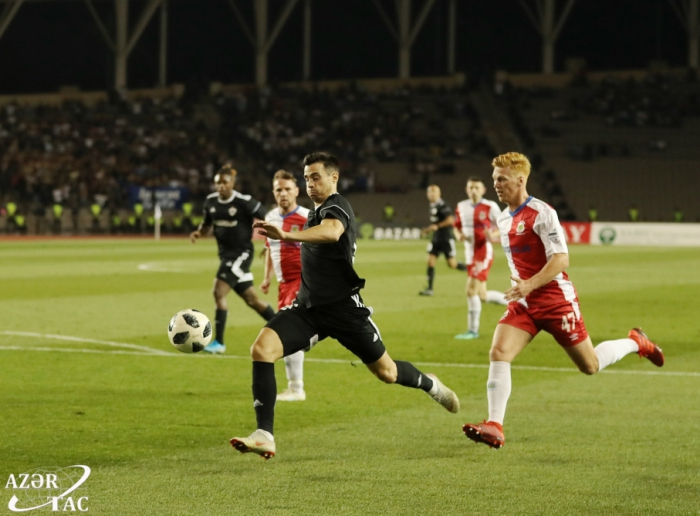 FC Qarabag into UEFA Europa League group stage