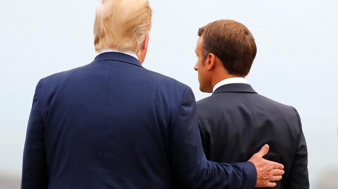 Sommet du G7 :   ce qu