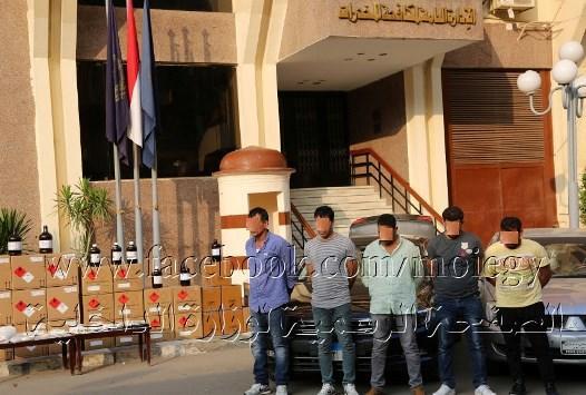 مخدرات بقيمة 200 مليون جنيه في مصر!
