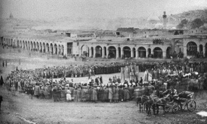 La population d'Irevan