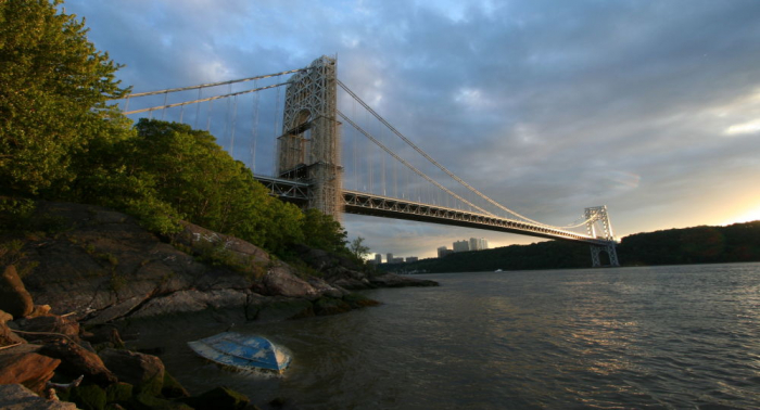 George Washington Bridge in New York shut down due to bomb threat