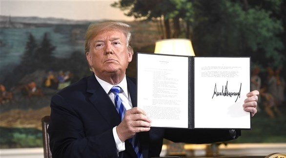 أبرز التطورات منذ انسحاب واشنطن من الاتفاق النووي