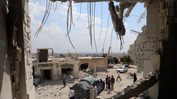 Syrian Government Army takes control of flashpoint Idlib village