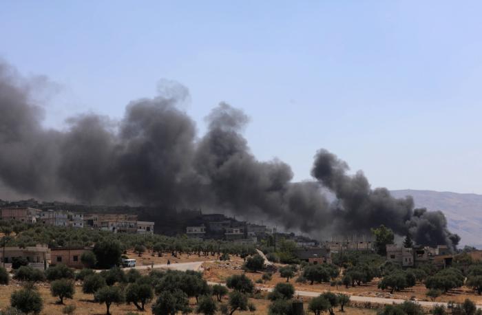Syrie: Paris appelle à la cessation immédiate des combats à Idlib