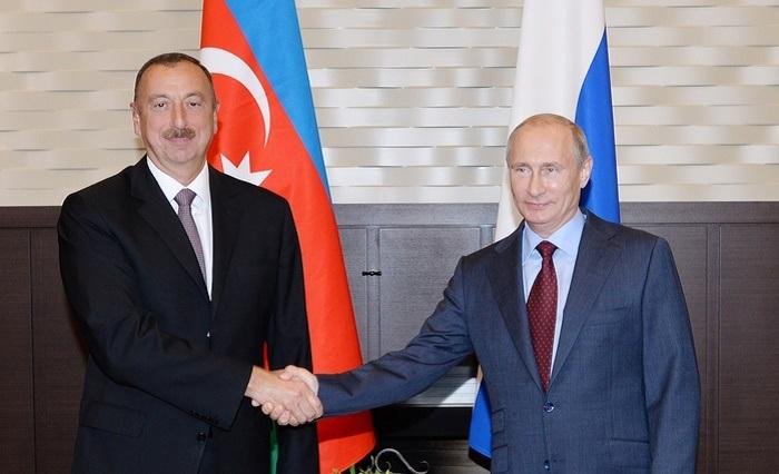 Poutine a invité Ilham Aliyev au déflié