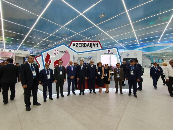 Azərbaycan Xəzər İnnovasiya Texnologiyaları Sərgisində