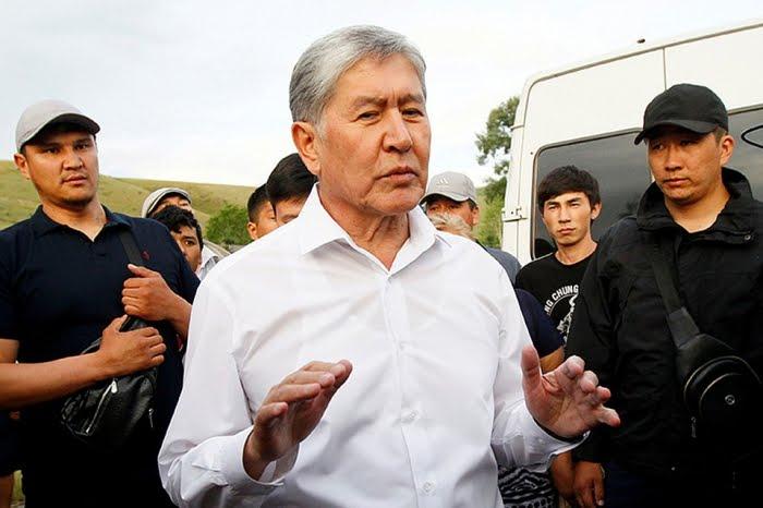 Atambayevin 120 əmlakına həbs qoyulub