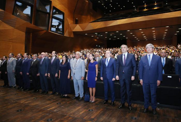 Heydar Aliyev Foundation VP attends 31st Int'l Olympiad in Informatics