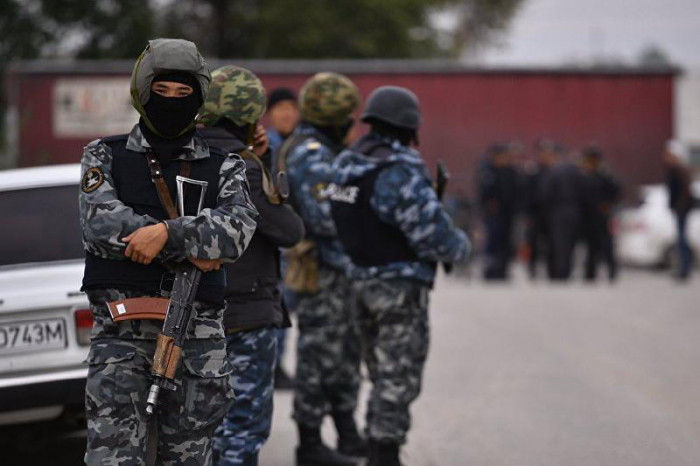 40 supporters of Kyrgyz ex-president detained during riots in Bishkek