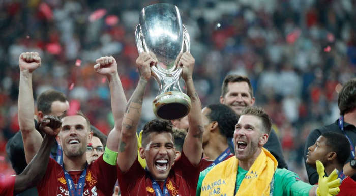 Liverpool beats Chelsea to win UEFA Super Cup for the fourth time
