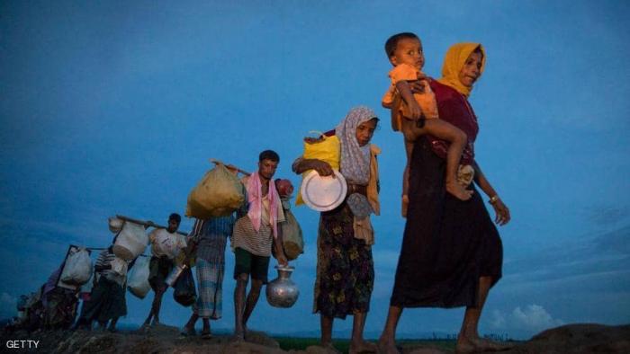محاولة ثانية لإعادة الروهينغا إلى ميانمار