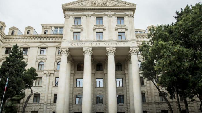 الوفد الأذربيجاني لدى الأمم المتحدة يبعث برسالة احتجاج إلى الأمين العام للأمم المتحدة