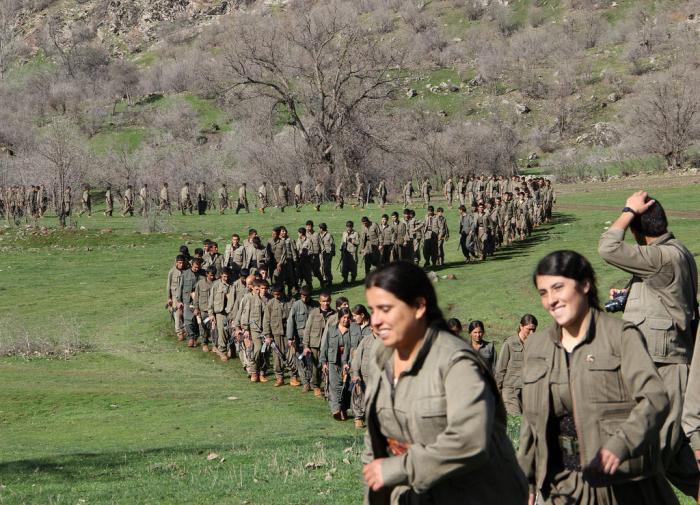 PKK-ya maddi dəstək verən 8 nəfər saxlanılıb