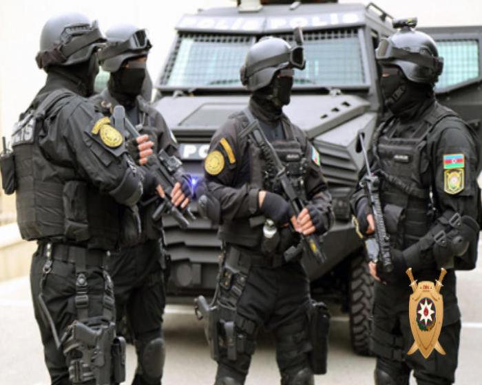 """Narkobaronlara qarşı əməliyyat: """"Bibixanım"""" tutuldu - (FOTOLAR)"""