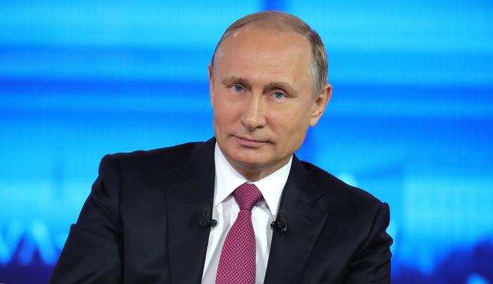 Putin müsəlmanları təbrik edib