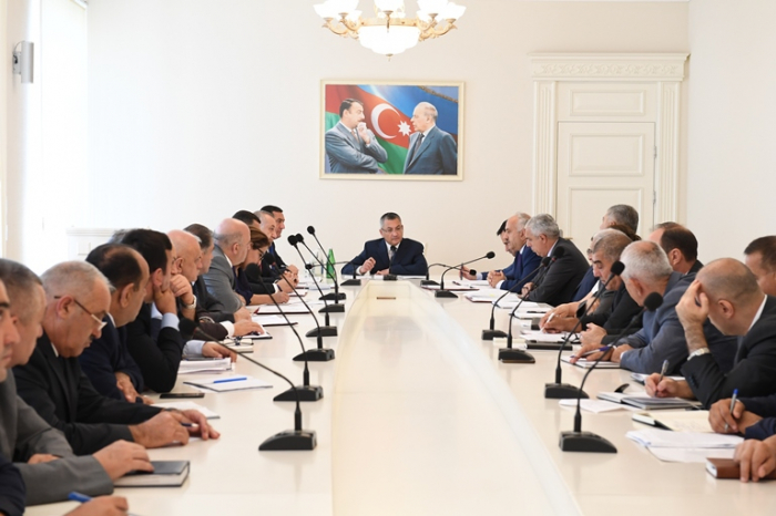 """""""Qaçqınkom""""un sektor müdirləri cəzalandırıldı"""