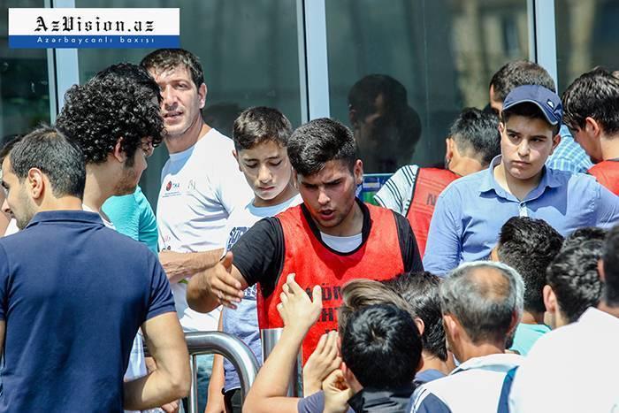 """""""Qarabağ""""ın oyununa 24 min bilet satılıb"""