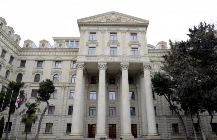 """وزارة الدفاع :  """"أذربيجان تدعم الجهود الدولية لمكافحة الإرهاب"""""""