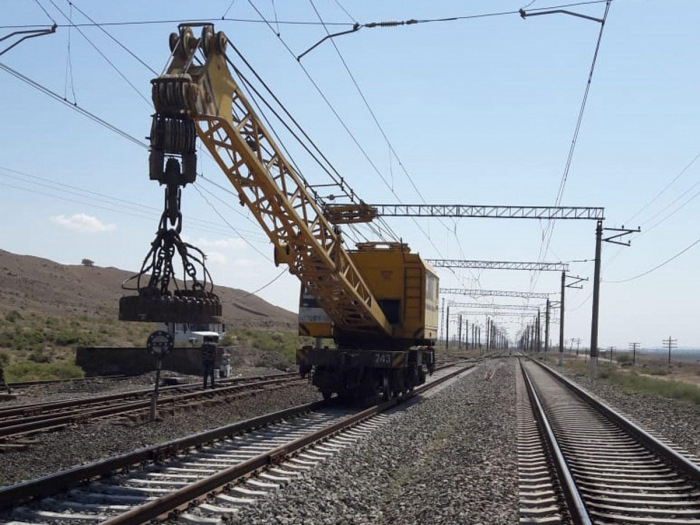 New railroad switches to be installed on Azerbaijan