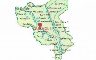 مرور 26 عاما على احتلال منطقة غوبادلي الأذربيجانية