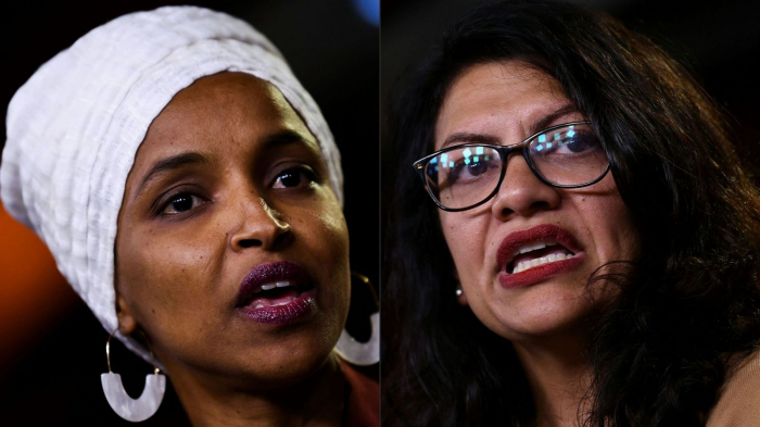 Israel bans two US congresswomen from entering the country after Trump pressure