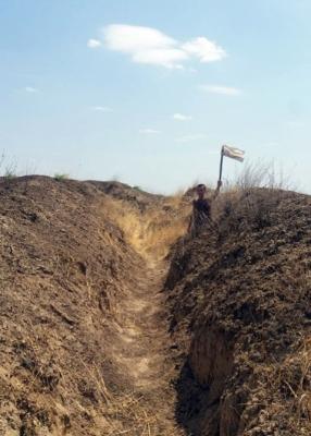 Un soldado desertor armenio fue detenido por unidades azerbaiyanas