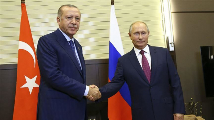 Erdogan: les attaques du régime à Idleb, une menace pour la Turquie