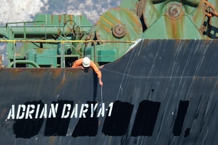 Washington regrette que Gibraltar ait laissé repartir le pétrolier iranien