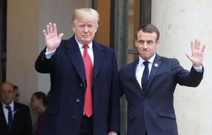 """Tramp Rusiyanın """"G7""""yə qayıtmasına razılıq verdi"""