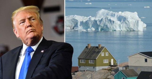 Buzun altında gizlənənlər: Qrenlandiya ABŞ-ın nəyinə lazımdır? – TƏHLİL