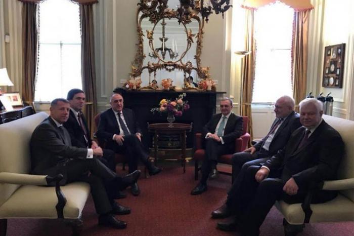 منظمة الأمن والتعاون:  وافق الوزيران الخارجية على الاجتماع قريبًا تحت رعاية الرؤساء المشاركين