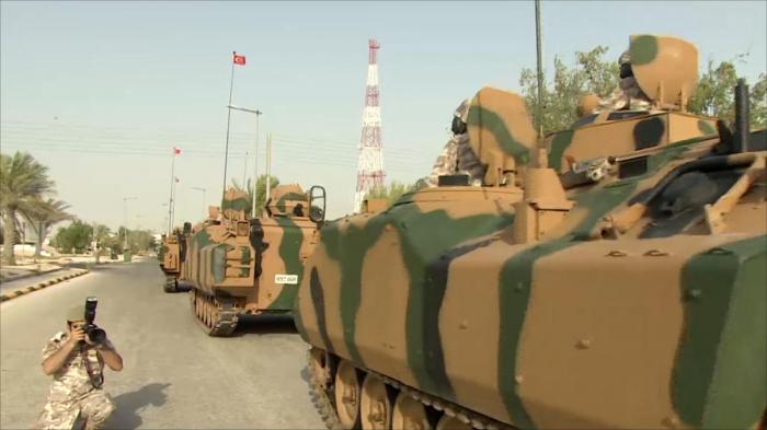 Türkiyə Qətərdə ikinci hərbi bazasını yaradır