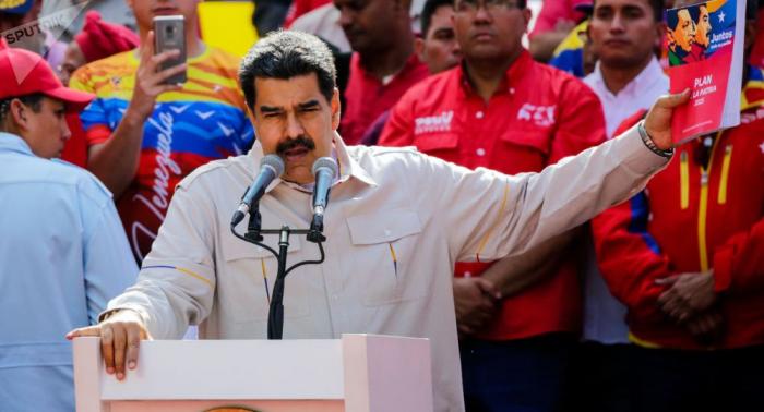مادورو: روسيا والصين تعرضان على فنزويلا المساعدة في إعداد الرياضيين لأولمبياد 2020