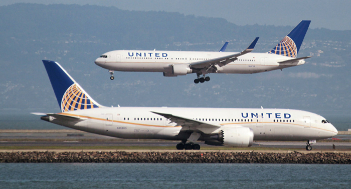 United Airlines flight canceled after both pilots arrested over suspected intoxication