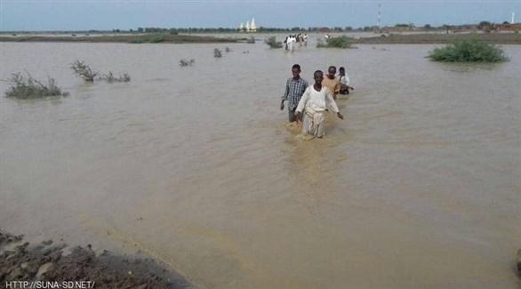 سيول السودان تقتل 46 شخصاً وتصيب 97 آخرين