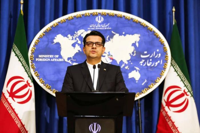 Ruhani Trampla görüşməyəcək - İran XİN təkzib etdi