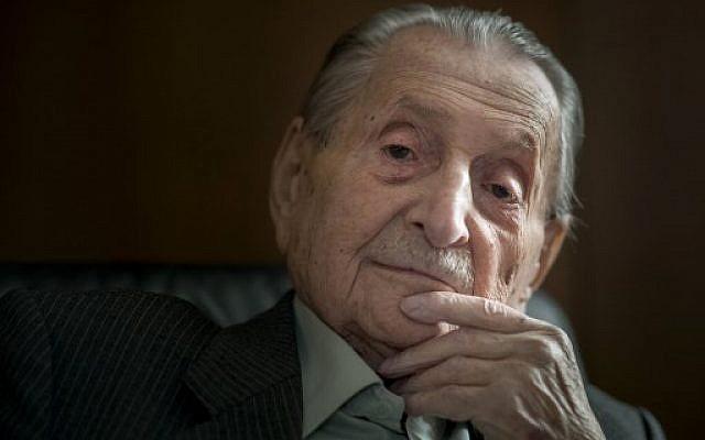 Le plus vieux rescapé autrichien de l